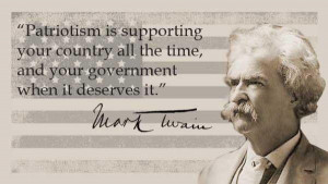 Patriotism Quote