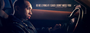 Pin Tyga Id Be Lying Quote Facebook Cover On Pinterest Picture