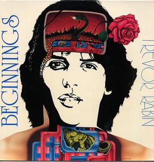 Trevor Rabin Beginnings SA LP RECORD RPM1122
