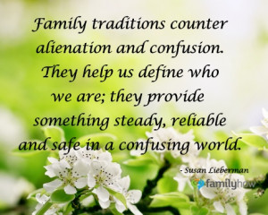 Family traditions: Familytradit Start, Families Traditional ...