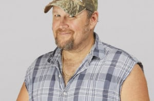 larry the cable guy i don t care who ya are that s funny right there