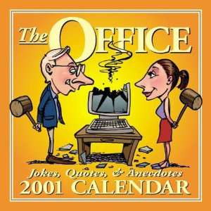 The Office Jokes, Quotes, and Anecdotes (9780740708107
