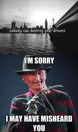 Freddy Krueger Freddy