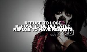 Nicki Minaj Quotes About Jealousy Jadeharrison.xo : nicki minaj