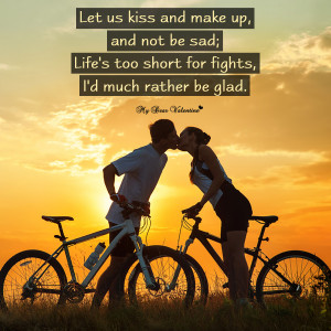 Love is that feeling - Love Picture Quotes