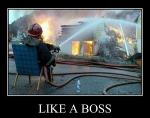 funny fireman on duty funny fireman on duty