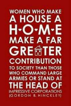 Stay At Homes, Gordon B Hinckley, Presidents Hinckley, Mothers, U.S ...