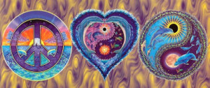 Peace love and harmony quotes