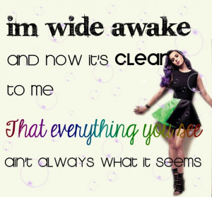 Wide Awake by Katy Perry,