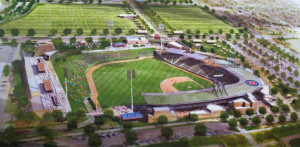 Chicago Cubs, City Of Mesa Break Ground On Team's $99M Baseball ...