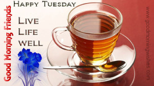Happy Tuesday, I love Tuesday morning , Good Morning Tuesday, Morning ...