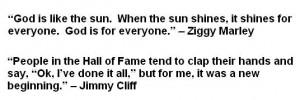 Top Reggae Quotes