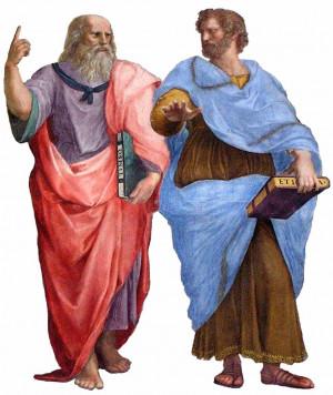 Plato And Aristotle Plato and aristotle
