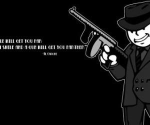 fallout quotes al capone HD Wallpaper of General