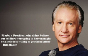 bill maher quotes -