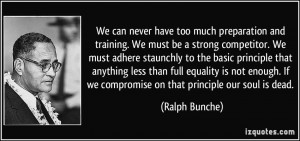 Must Be Strong Quotes