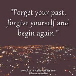 Forget Your Past Love Quotes