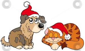 christmas dog bone cli palomaironique dog face christmas dog stock ...