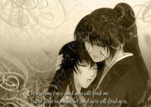 description for sad love anime background background sad love anime ...