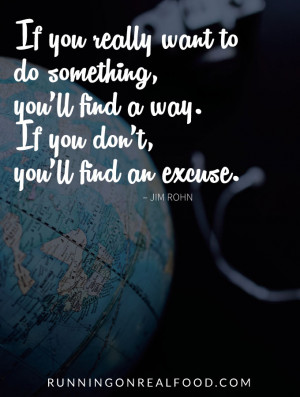 ... to doing one thing every day that will move you toward your goal