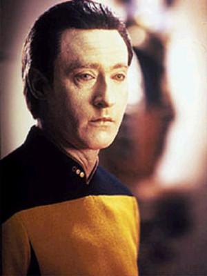 Star Trek The Next Generation Data Lt Commander Data Image