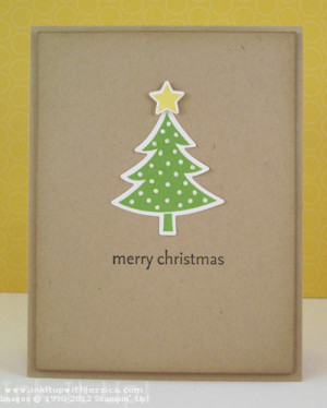 Quotes for simple christmas cards quotesgram for Simple homemade christmas cards