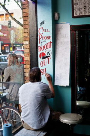 Who Hand-Paint Signs In A Digital AgeHandpainted Signage, Sean Barton ...