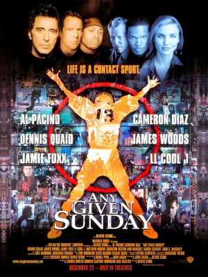 Great Movie Scenes From The Past – ANY GIVEN SUNDAY