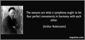 More Arthur Rubinstein Quotes