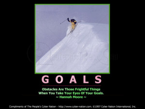 Quotes About Goals And Achievement