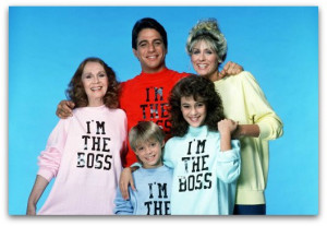 On the classic '80s sitcom Who's the Boss?, who was the boss: Tony ...