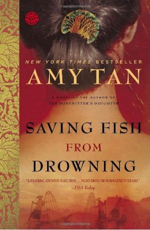 "Start by marking ""Saving Fish from Drowning"" as Want to Read:"