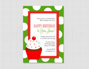 Free Quotes Pics on: Happy Birthday Jesus Party This Is How We ...