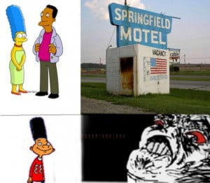 funny marge simpson carl hey arnold gerald-W630