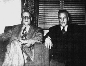 The Co-Founders of Alcoholics Anonymous