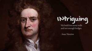 Quote – Isaac Newton
