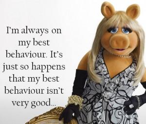 Miss Piggy...:)