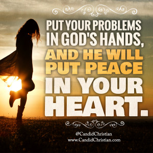 Put Your Problems in God's Hands