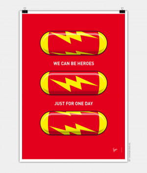 SUPER HERO PILLS – The Flash