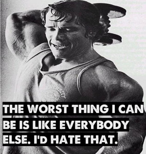 Arnold Motivational Quotes [with Pictures]