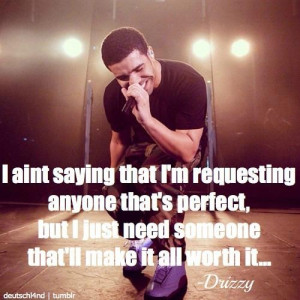 Drake graham quotes and rapper sayings perfect best