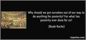 More Boyle Roche Quotes