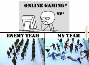 Funny memes – [Online gaming]
