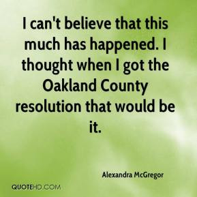 Oakland Quotes
