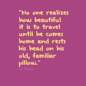 """Great Quotes About """"Home"""""""