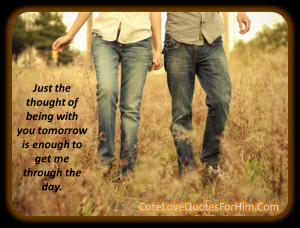 Love Quotes For Him #25