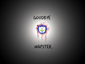 gunned napster by nexed on DeviantArt