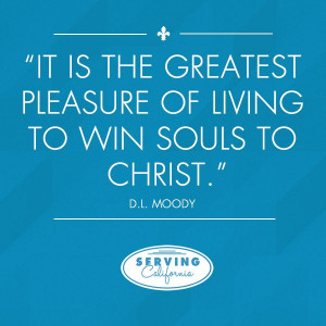 Moody on point, as always. What is your favorite D.L. Moody quote ...