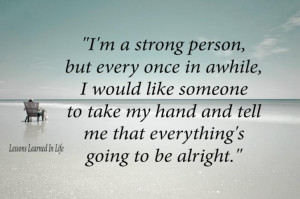 Everythings Going To Be Alright