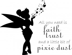 Fairy-Pixie-Dust-Wall-Quote-Childrens-Vinyl-Decal-Sticker-22-x-22-Kids ...